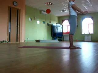 Кошкина йога
