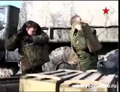 Реактивный пехотный огнемет (РПО) «Шмель». www.voenvideo.ru