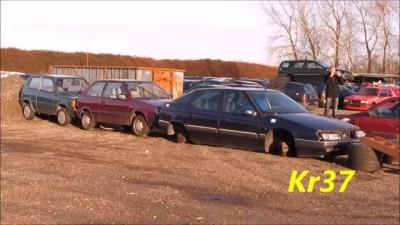 Вот почему автомобили Вольво называют танками