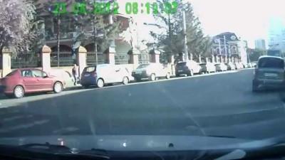 Пешеход всегда прав!