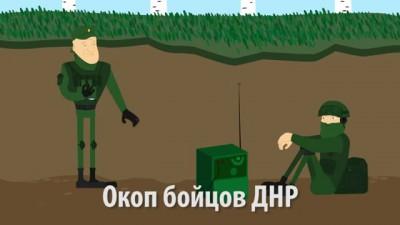 Мультфильм о Новороссии