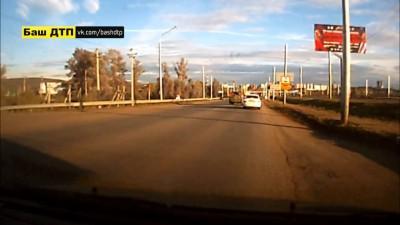 Авария Уфа-Алексеевка