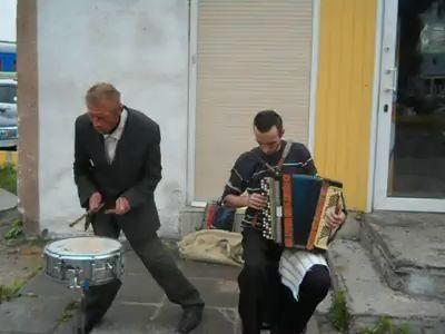 """Фольк-бенд """"Генык"""""""