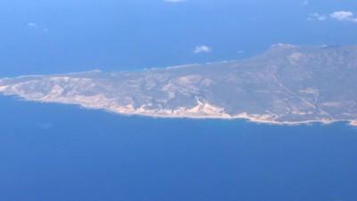 Западный мыс острова Кипр