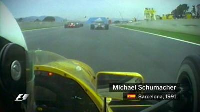 F1'91.Onboard.M.Schumacher
