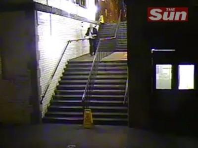 Пьяный в стельку британец