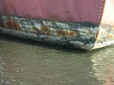 Экологическая угроза у берегов Камчатки