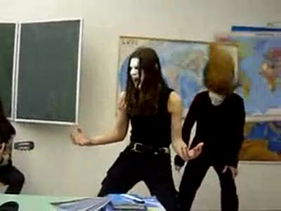 Сатана в школе