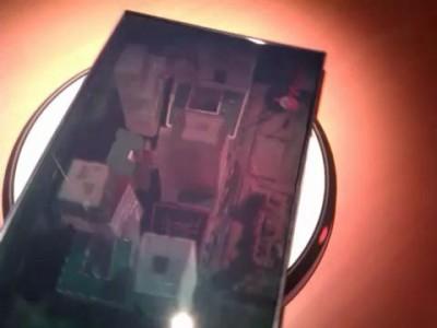Сногсшибательная голографическая печать