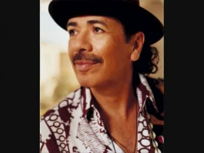 Carlos Santana - She's Not There