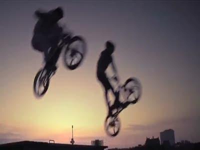 Настоящие вело-экстремалы