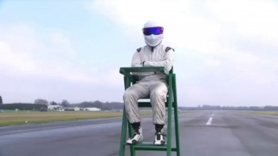 Top Gear - Car Tennis