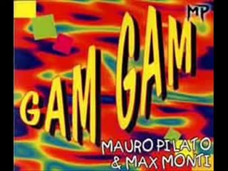 Mauro Pilato Max Monti Gam gam (European version 1994).wmv