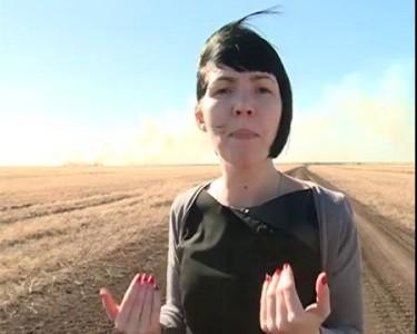 Репортаж с места взрывов в Донгузе
