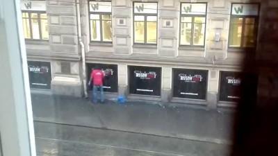 Хельсинки - утро понедельника.