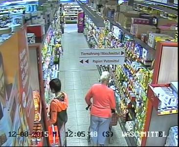 В Германии юный карманник обворовал пенсионерку в магазине