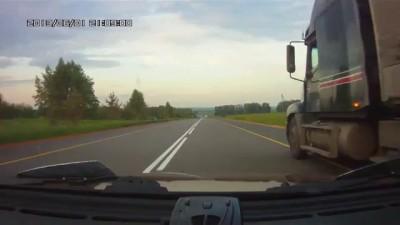 Небольшой фильм о взаимоуважении на дороге