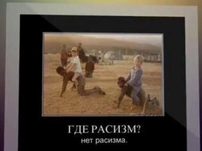Черный юмор из Фергюсона (видео от Вежливой Насти)