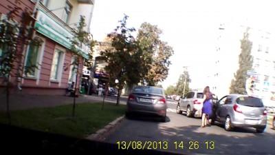 Парковка по Казански