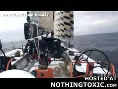 Незадачливый яхтсмен