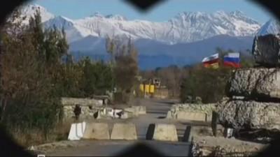 Хроники Грузино - Российской войны 08.08.08
