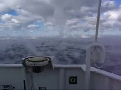 Редкое Явление на море