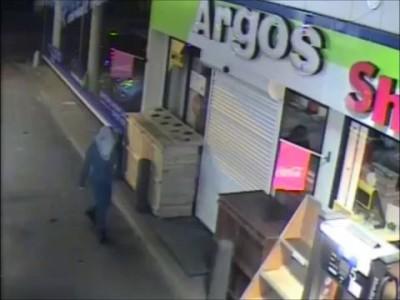 Argos Geldrop Eindhovenseweg inbraakpoging 03-03-2015 02:00