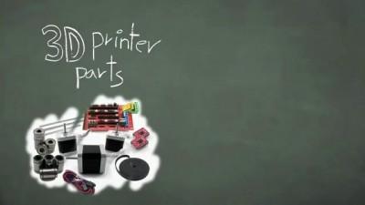 Нестандартное использование 3d принтера