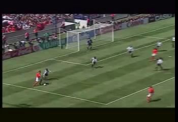 Holland vs Argentina World Cup 1998