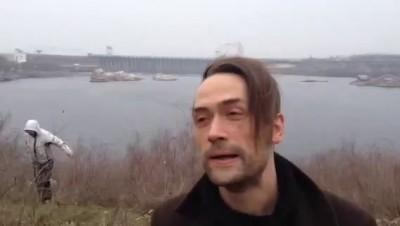 «Был на Майдане, и видел рождение свободных людей...» - российский актер