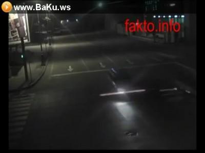 Трюк года - бакинский автохулиган