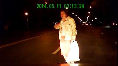Зомби на дорогах Новосибирска