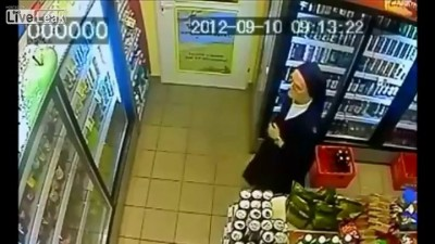Монахиня в бегах