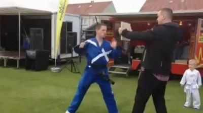 Худшая Демонстрация боевых искусств