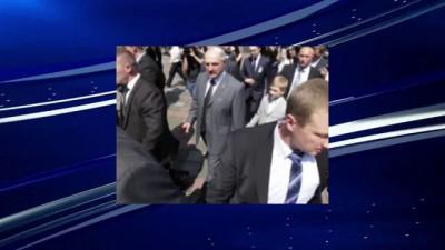 Пранкер разыграл Лукашенко от имени сына Януковича 16.06.2014