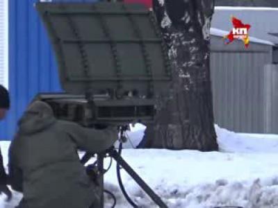 Представительи ОБСЕ осмотрели один из приборов инструментальной артиллерийской разведки