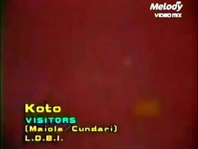 K. O. T. O. - Visitors (1985)
