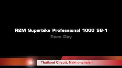 Incidents, R2M Thailand SuperBikes 2011 Round 3, Incidents