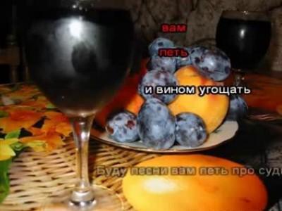 Слуцкий Игорь - Приходите в мой дом (караоке, минус оригинал + бэк)