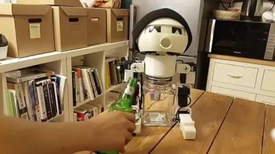 Robot Drinky: Drinking Robot