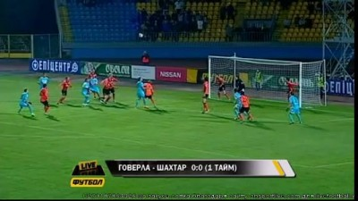 Hoverla Uzhhorod vs Shakhtar Donetsk 1-4 All Goals Full Highlights 31-10-2012