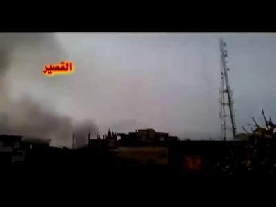 Фосфорные боеприпасы используются в Сирии