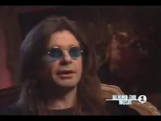 Ozzy Osbourne Eats A Bat