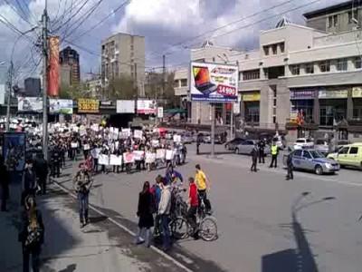Демонстрация и монстрация 2011