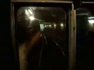 Метро Если поезд с рельс сойдёт