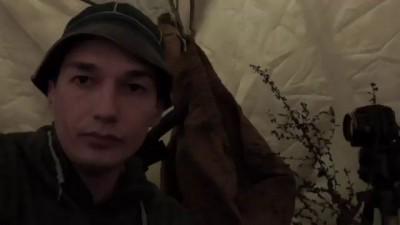 Урок выживания в лесу )))