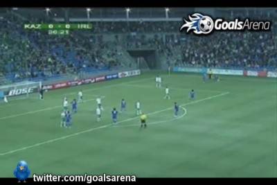 Казахстан-Ирландия 1-2
