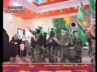 Праздник в исламском детском саду. Это надо видеть!