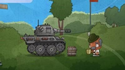 Танквиль - Экипаж Германии / Tankville - German Crew