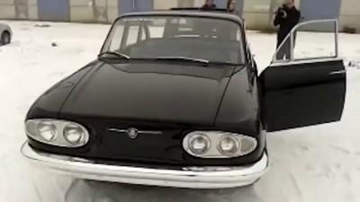 1962 Prototyp Tatra 603 A